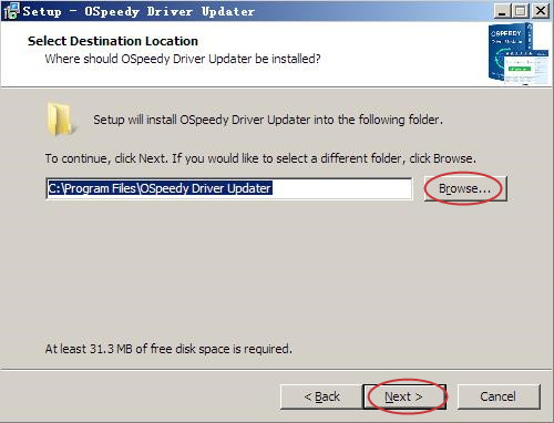 ospeedy driver updater license key
